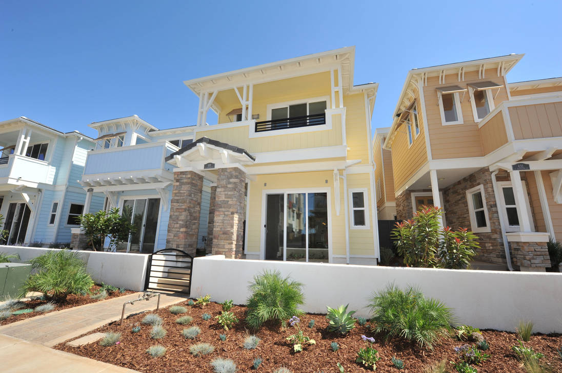 Oceanside Row Homes